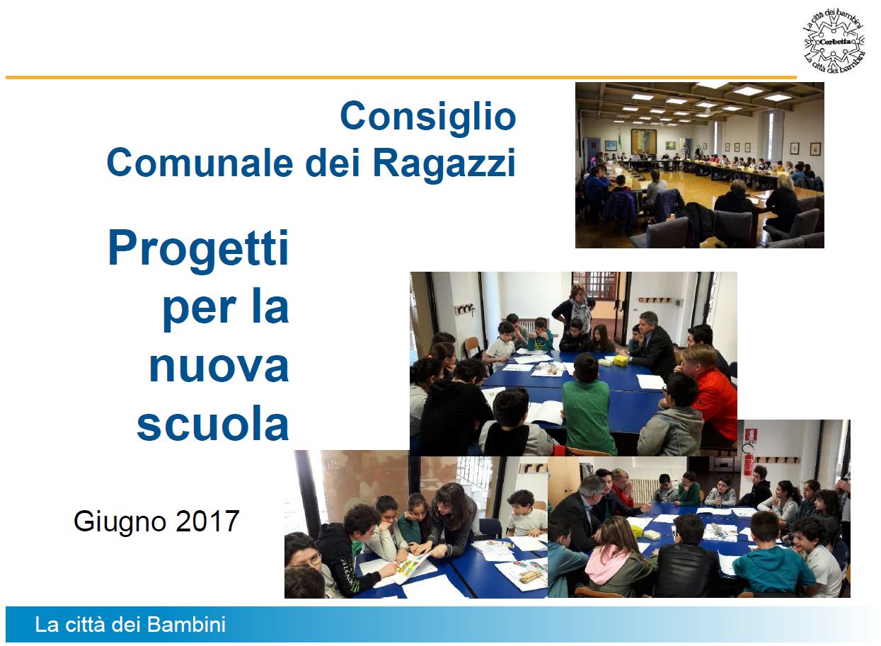 progetti scuola 2017
